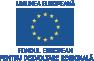 Logo UE Fondul European Dezvoltare Regionala